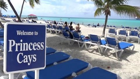 Port of Call #1 - Princess Cays