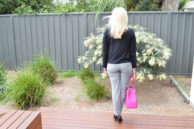 Sydney Fashion Hunter - Whatcha Wearing Wednesday #1 - Perfectly Plaid