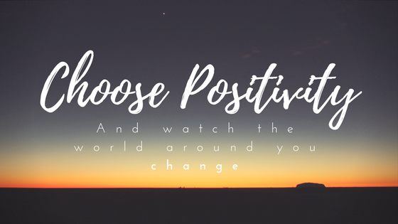 Positivity is my Theme for the Year 2020!!