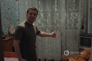"""""""Тут навіть телевізор є!"""": Зеленський на Донбасі ночував у місцевих жителів (фото, відео)"""