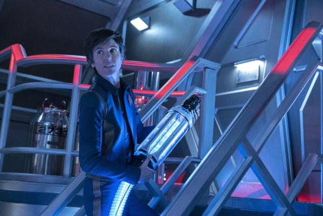 Tig Notaro in Star Trek: Discovery