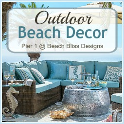 Outdoor Beach Decor