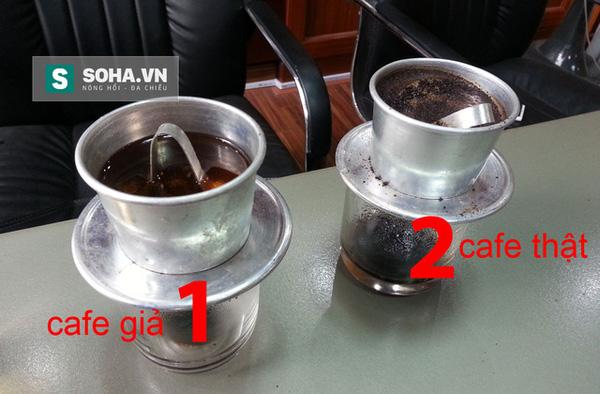 Thí nghiệm này có thể khiến người uống cà phê Việt Nam run sợ