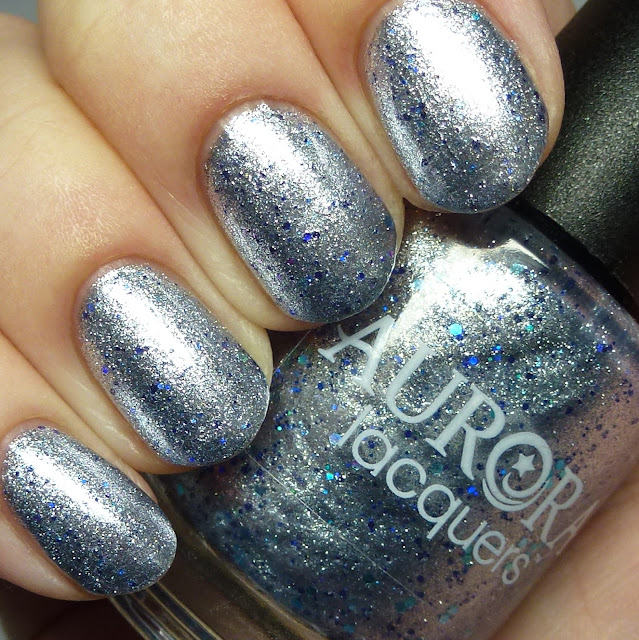 Aurora Lacquers Crystalline Frost