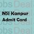 NSI Kanpur Admit Card 2017 | NSI AE/ JE Hall Ticket | NSI Exam Date