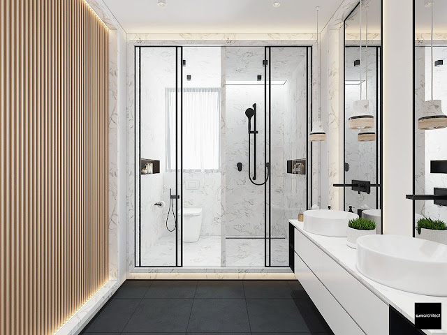 Kerala Bathroom Design