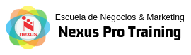 NEXUS PRO TRAINING© | ESCUELA DE NEGOCIOS Y MARKETING | TACNA