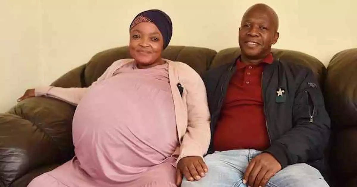 Woman In South Africa Who Reportedly Gave Birth To 10 Babies Was Never Pregnant At All