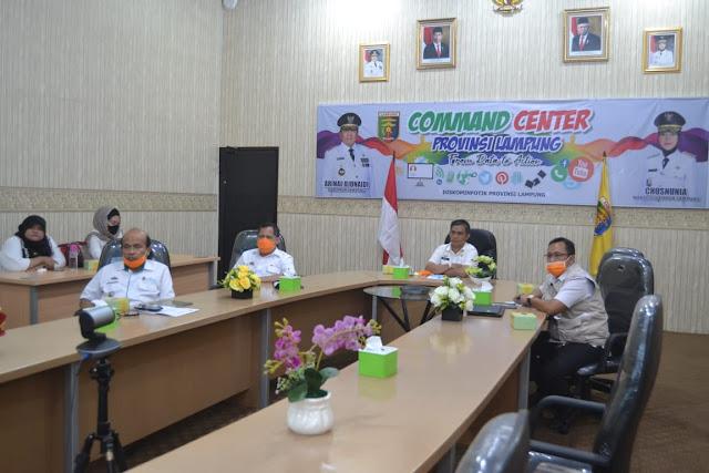 Viral Petang News (22/04/2020) Bandar Lampung --- Kepala Badan Penanggulangan Bencana Daerah (BPBD) Lampung