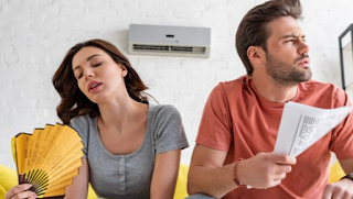 married- people- argue- more- during- heatwave