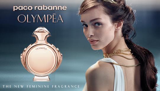 Review nước hoa Olympea của Paco Rabanne - hương của nữ thần