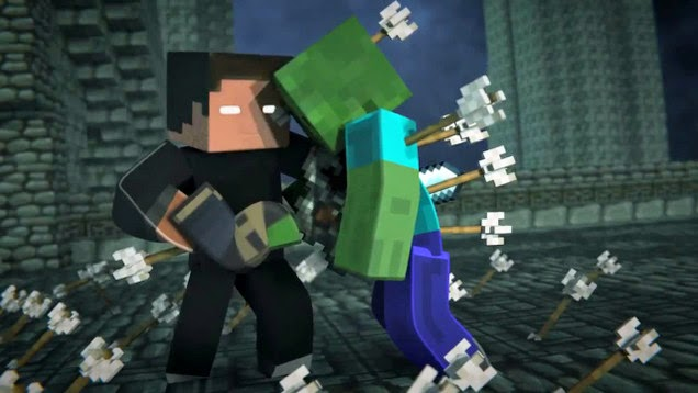 Minecraft animatedfilmreviews.filminspector.com