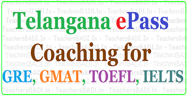 Eligibility tests coaching,Telanganaepass,SC/ST students