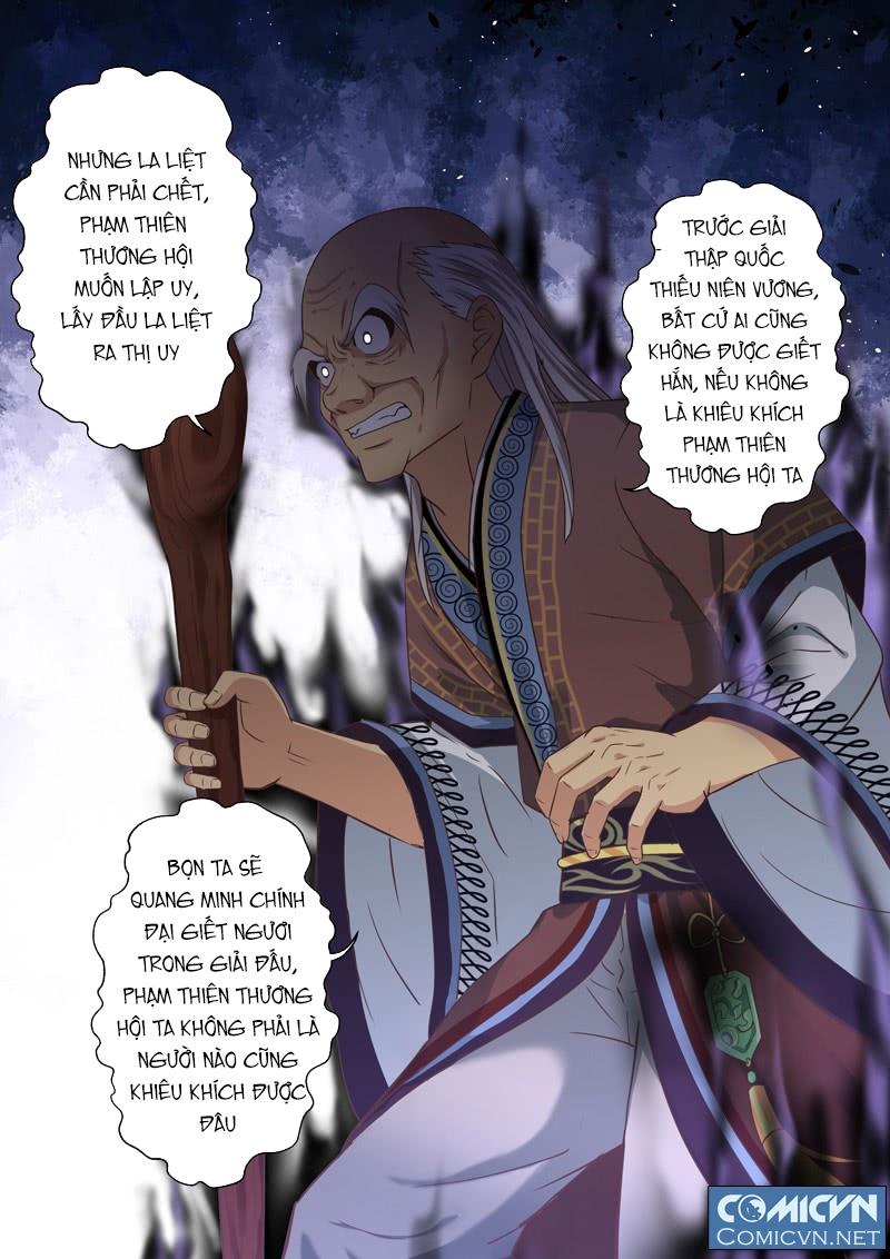 Thánh Tổ Chap 110 - Trang 4