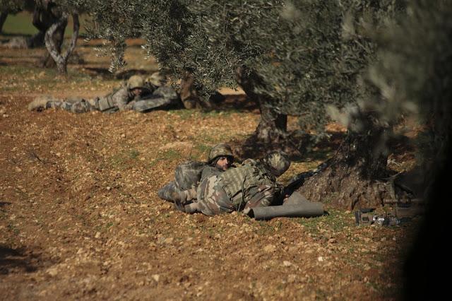 التصعيد في إدلب بين الاحتلال التركي والنظام السوري، فهل هو الحرب أم ماذا؟