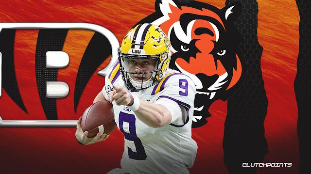 NFL Draft 2020 - Joe Burrow y Chase Young lideraron un draft completamente virtual