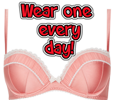 Wear one every day Sissy TG Caption - World TG Captions - Crossdressing and Sissy Tales and Captioned images