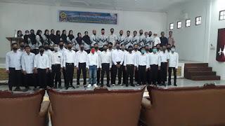 Puluhan Alumni SMK Swasta Budhi Darma Diseleksi Menjadi Calon Tenaga Kerja
