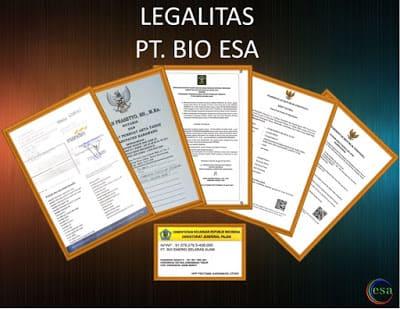Legalitas bioesa
