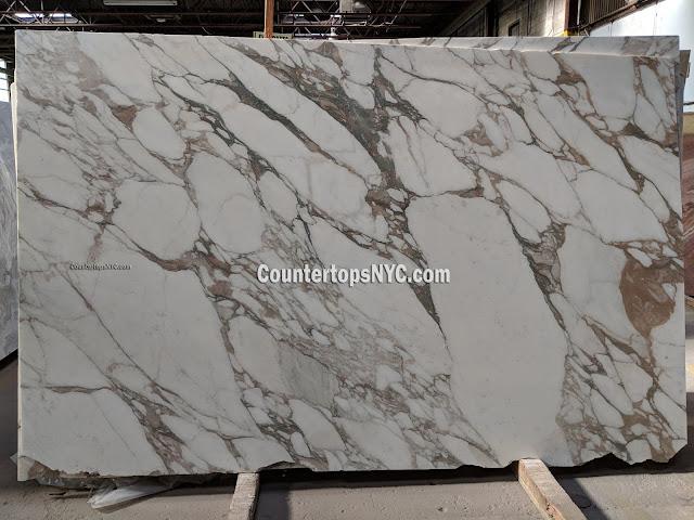 Calacatta Galileo Marble Slabs NYC