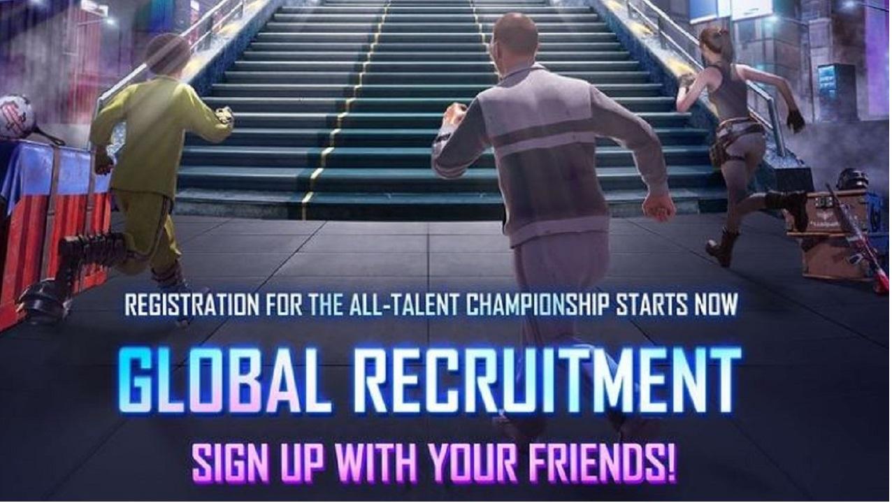 PUBG Mobile All-Talent Championship Season 2  Registration Started