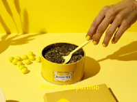 Logo Kusmi Tea: vinci gratis le scatole di BB Detox da 125 gr