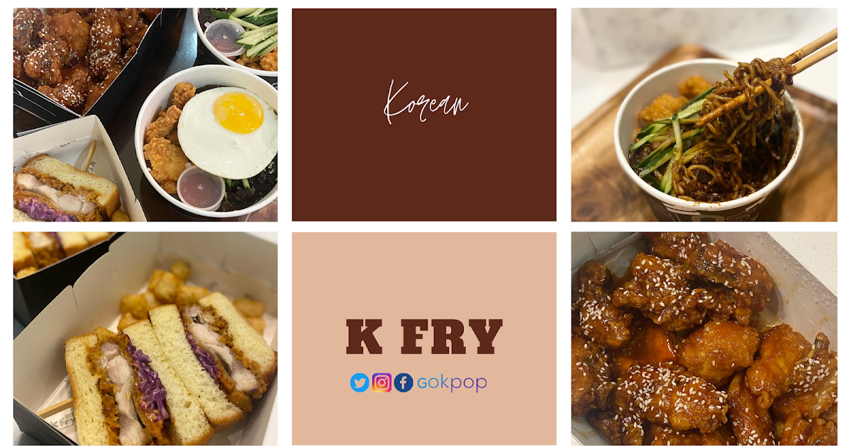 [SPECIAL PROMO] Satisfy your craving with K Fry Urban Korean - Start Your Mukbang During the Weekend