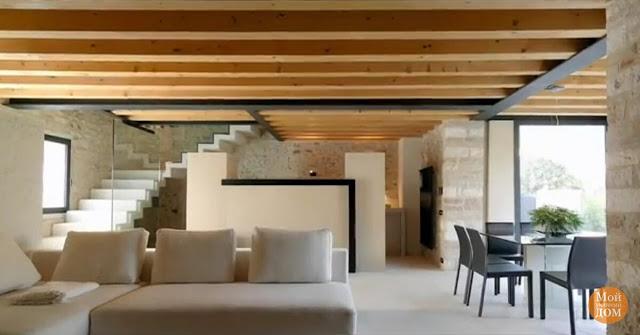 Inilah contoh plafon kayu yang bisa diterapkan diruangan