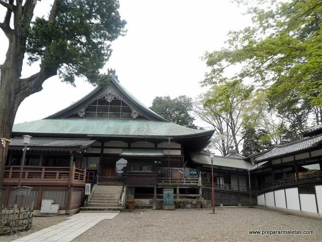 templos y santuarios en Kawagoe