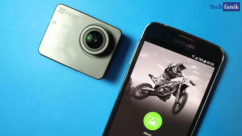 Ezviz S2 i aplikacja mobilna