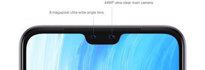 Kamera Depan Vivo S7 5G
