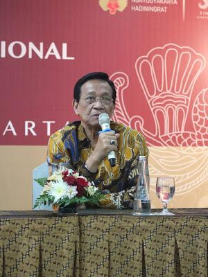 Pesan Sri Sultan Hamengku Buwono X Setelah 31 Tahun Bertahta