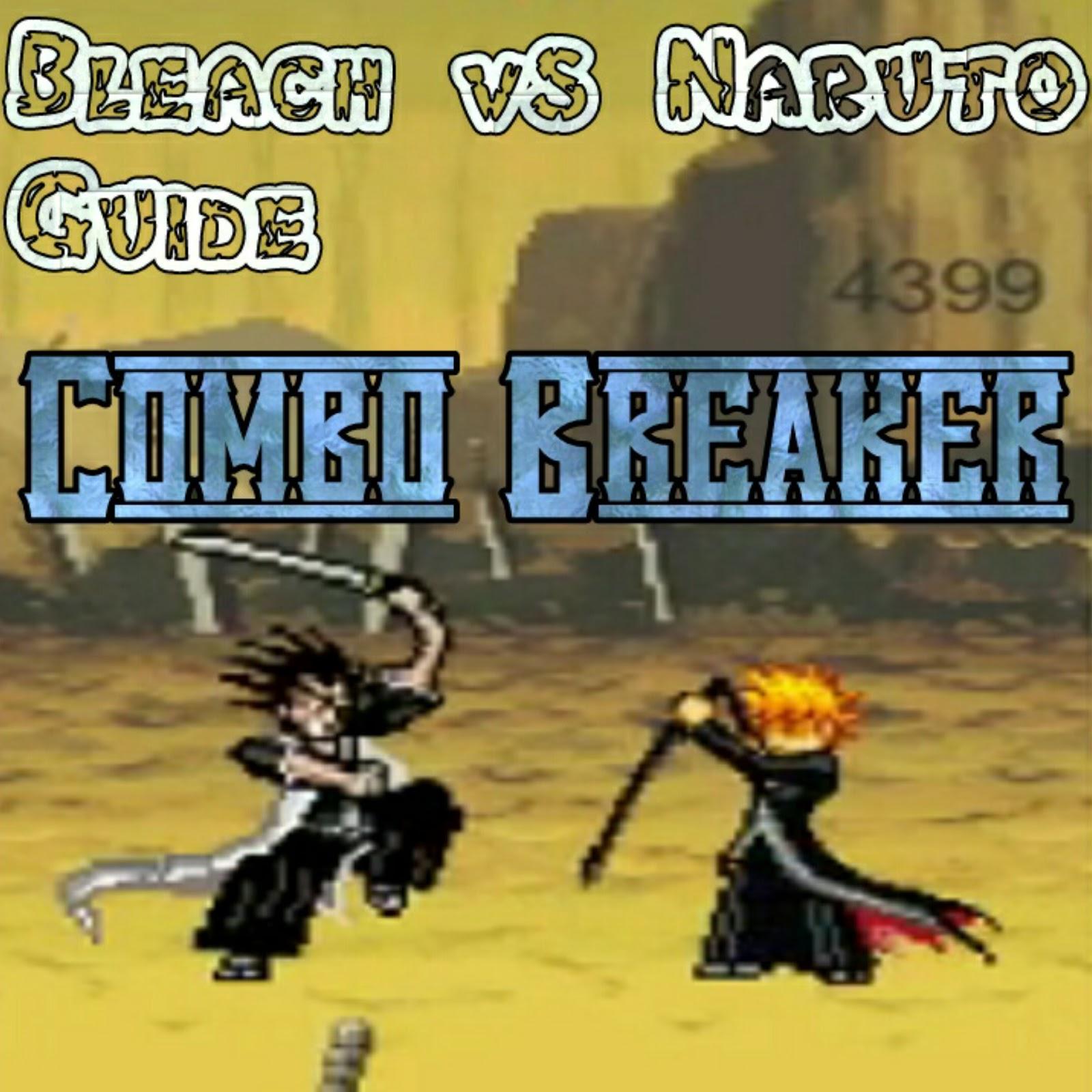 Bleach vs Naruto Complete Guide