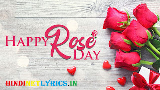 Rose day photo for Girls