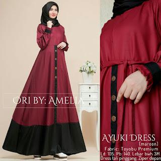 produsen amelia hijab
