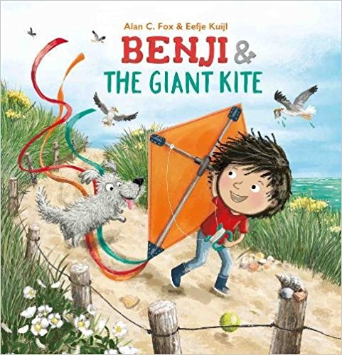 Inspired By Savannah A New Children S Book Benji And The Giant