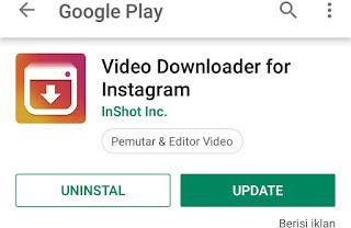 Aplikasi Download Video untuk Instagram