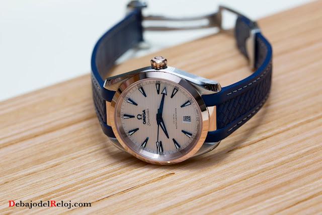 Omega Seamaster Agua Terra Master Chronometer