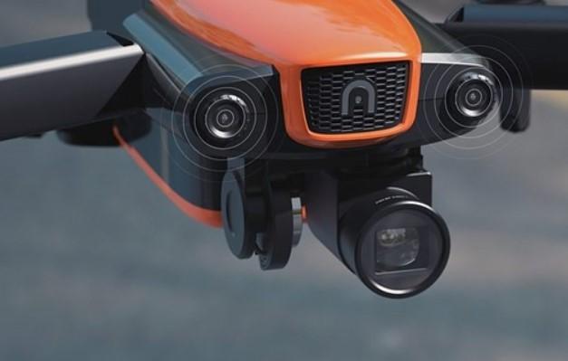 EVO - Drone Lipat Pendatang Baru dengan Fitur Canggih