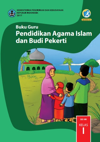 Buku Guru PAI Kelas 1 Revisi 2017, 2018-2019 Kurikulum 2013