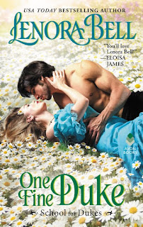 One Fine Duke by Lenora Bell
