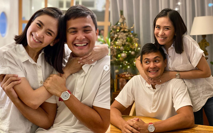 Matteo and Sarah are finally engaged!