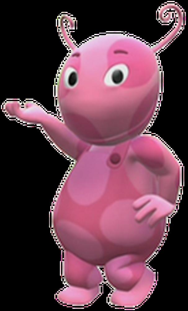Cartoon Characters Backyardigans PNGs