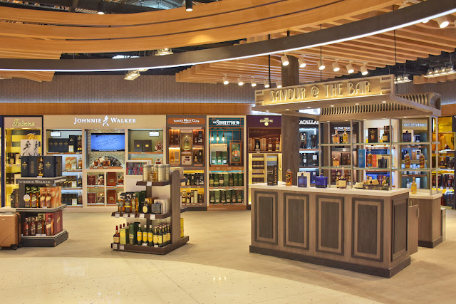 Duty Free Mactan Cebu International Airport - New Terminal 2