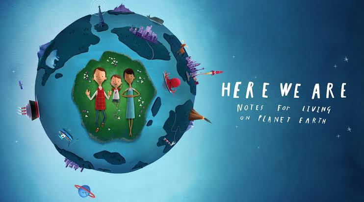 Here We Are: Notes for Living on Planet Earth (2020) WEBDL Subtitle Indonesia