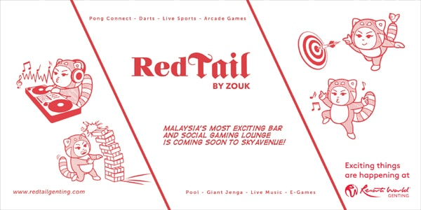 Bar RedTail Genting
