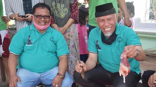 Mahyeldi Ansharullah-Hendri Septa, Membangun Kota Padang Menjaga Keminangkabauan