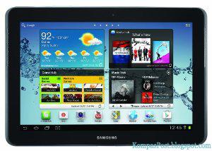 Harga dan Spesifikasi Samsung Galaxy Tab 2 10