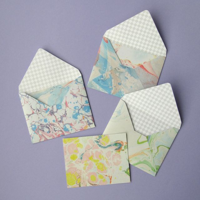 Easy DIY envelopes