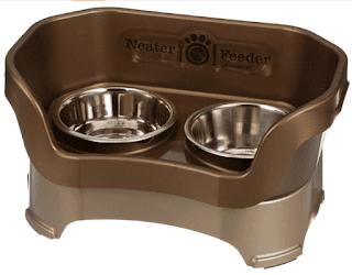$20.10, Neater Feeder Deluxe Medium Pet Dog Feeder (Various Colors)